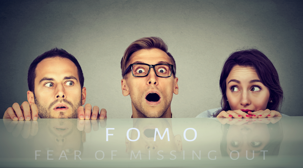 FOMO to Increase Your Sales