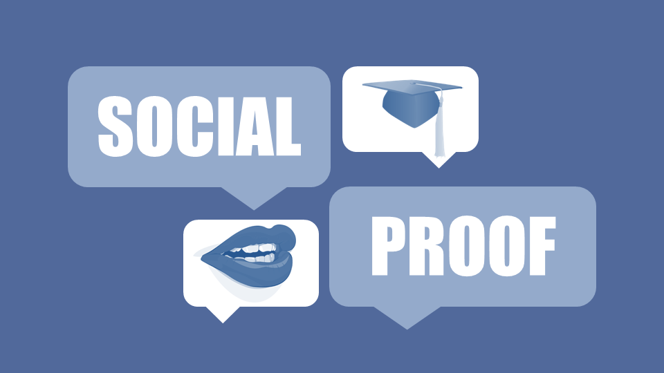 Social Proof and Which Kind Works Best